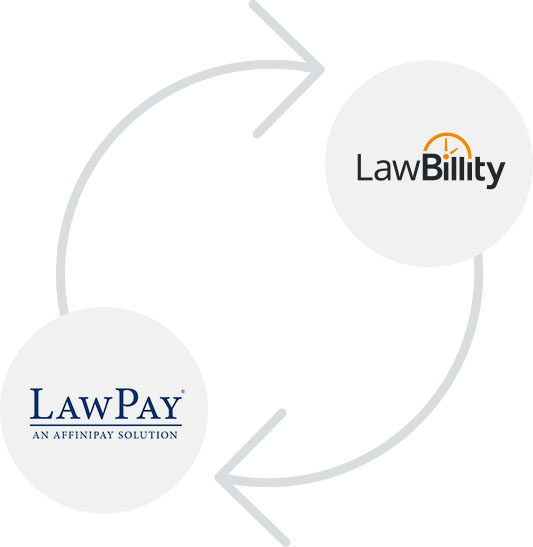 LawBillity and LawPay integration